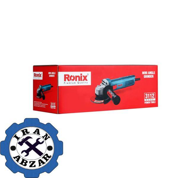 مینی فرز رونیکس مدل 3112