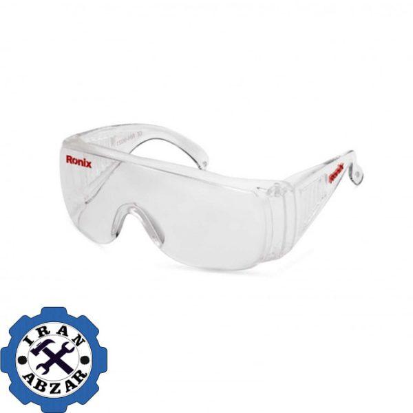 عینک ایمنی رونیکس مدل 9021