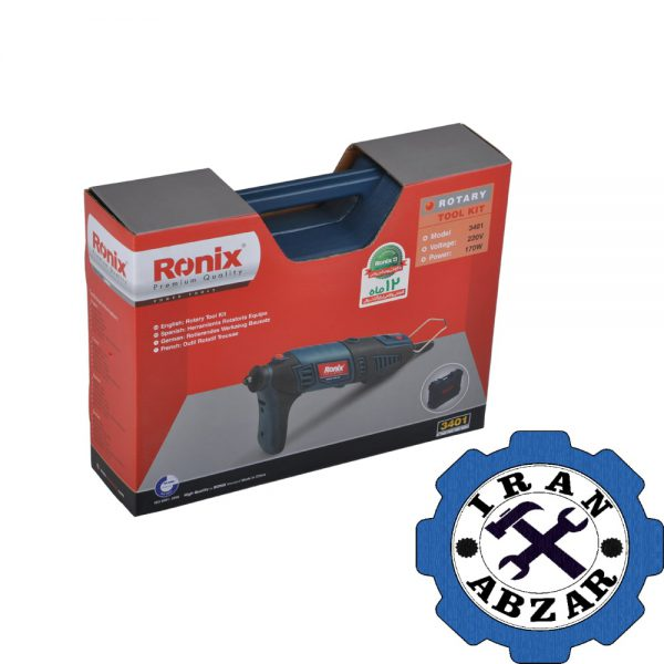 فرز مینیاتوری رونیکس مدل 3401