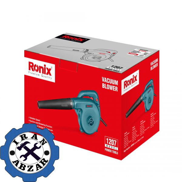 بلوور صنعتی دیمردار رونیکس مدل 1207