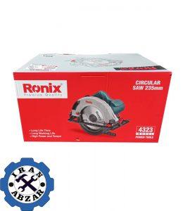 اره گردبر رونیکس مدل 4323