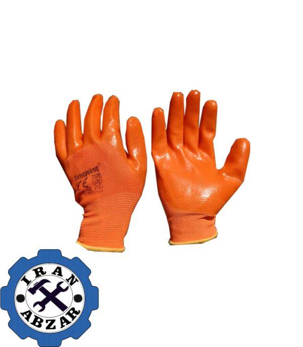 دستکش ژله ای